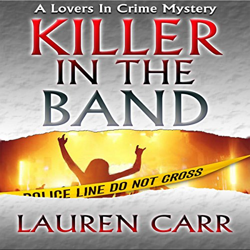 Killer in the Band audiobook cover art