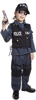 boys swat halloween costume