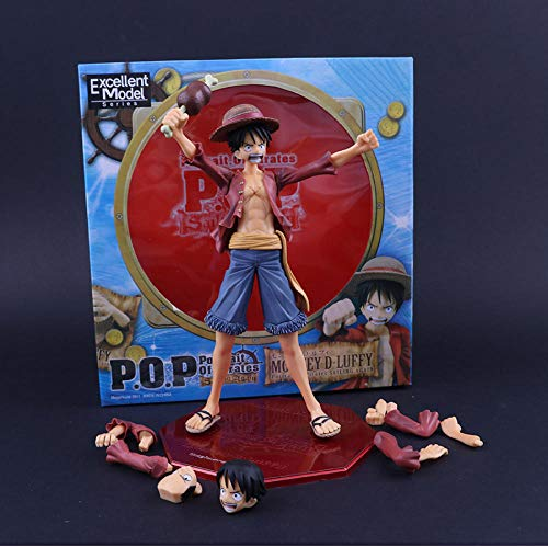 Uitstekend model Japan Anime One Piece 2 jaar later Monkey D Luffy POP Action Figure PVC-figuren uit één stuk
