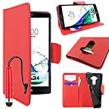 ebestStar - Coque Compatible avec LG G4 H815, G4 Dual-LTE Etui PU Cuir Housse Portefeuille...