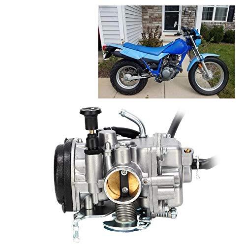 Fashion SHOP Carburador Carburador de carburador de vehículos metálicos Compatible con Yamaha TW200 2001 2002 2003 2004 2005 2006 2007 2007 2007 2010 2011 2012 2013 2013 2014-2017 Controlar