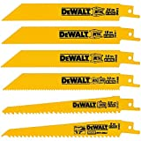 Best Sawzall Blades for Metal, Wood and Plastic