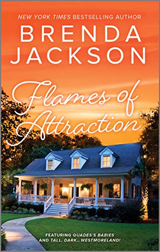 Flames of Attraction (The Westmorelands)