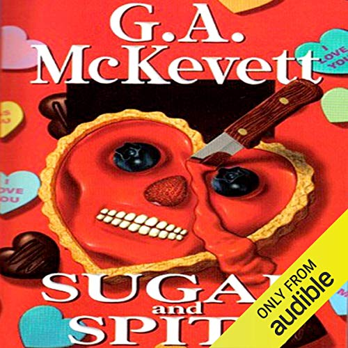 Sugar and Spite audiobook cover art