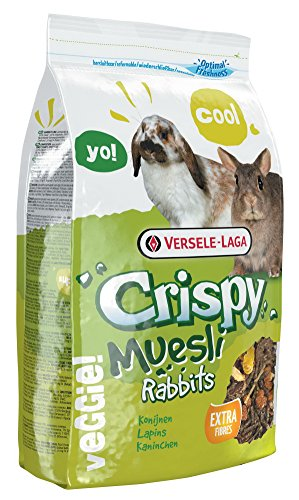 Versele Crispy Muesli Rabbits 2,75 kg