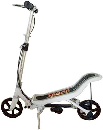 HoEOQeT Scooter Pliant d'enfants Adultes de Roue du Scooter 200PU Multifonctionnel