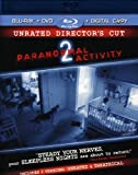 Paranormal Activity 2 (Unrated Director's Cut...