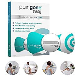 drug-free pain relief therapy paingone easy can be used as often as you like, without causing any side effects. the treatment only takes 15 minutes and can be repeated whenever you need it multiple configurations paingone easy has 3 modes and 12 inte...