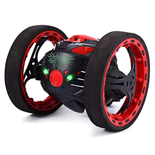 Ambility Springen Drachen 2.4G RC Schlag-Auto mit LED-Nachtlichtern Auto Kinder Spielzeug Geburtstagsgeschenke