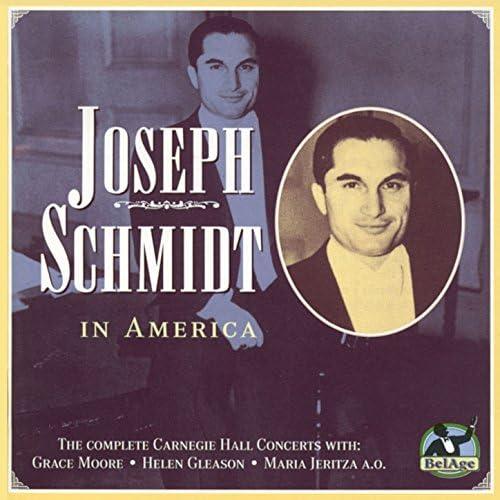 General Motors Symphony Orchestra, Joseph Schmidt & Grace Moore