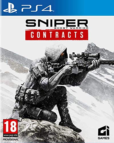 Sniper Ghost Warrior: Contracts PS4 [