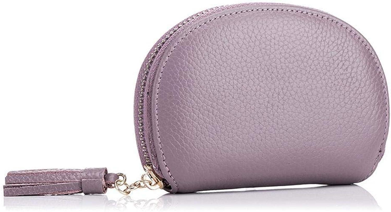 Girls Purse Women's Wallet Leather MultiCard Bag Lady Wallet 8.5  11  2.5cm, (color   D)