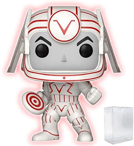 Funko Pop! Figura de Vinilo de Sark de Tron de Disney: (Incluye Funda Protectora de Caja de Pop)