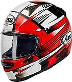 Arai Motorradhelm Profile-V Patch Red, L
