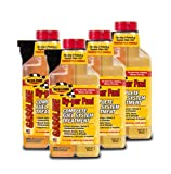 Rislone 4700-4PK Complete Gasoline Fuel System Treatment 16.9 oz, (Pack of 4)