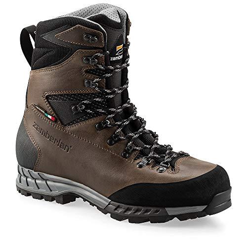 Zamberlan Aspen Top GTX RR Scarpe da Escursionismo - Uomo, Cerato Marrone Scuro, marrone (Marrone scuro cerato.), 46 EU