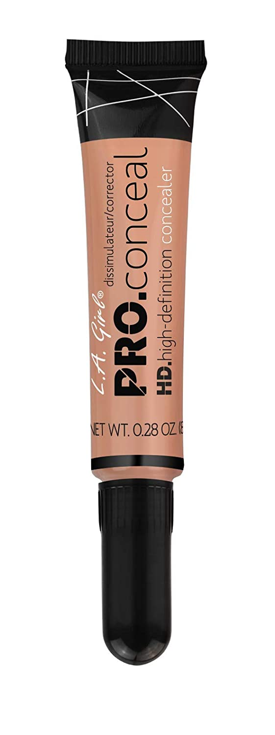 L.A. Girl Pro Conceal HD Concealer, Peach Corrector, 0.28 Ounce : Beauty & Personal Care