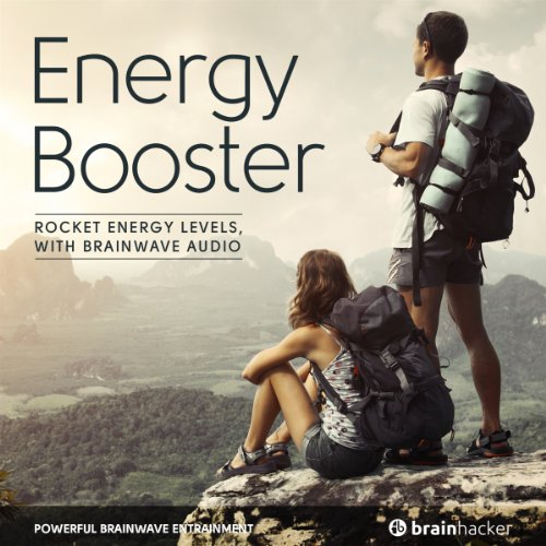 Energy Booster Session audiobook cover art