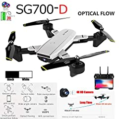 🛫 QUADCOPTER DRONE FOR BOTH BEGINNERS AND HOBBY USERS: Altitude Hold, One Key Return, Take off and Landing, RC Control and APP Control, 3 Level speed control, Headless mode, Trajectory flight control for easier operation. Built-in the latest 6-axis G...