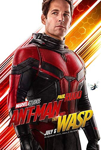 Import Posters Ant Man and The Wasp - Ant Man - U.S Movie Wall Print - 30 cm x 43 cm