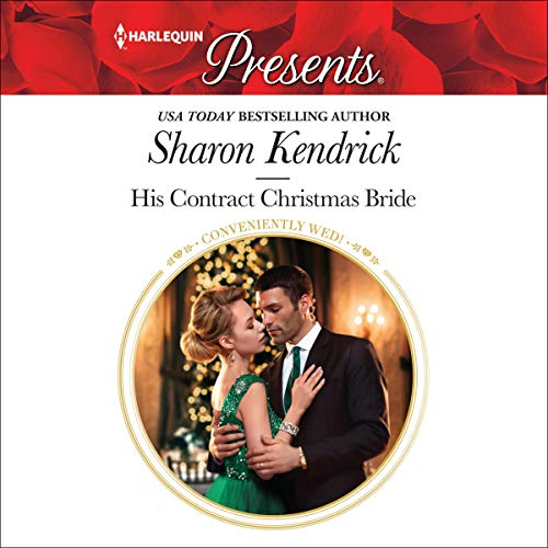 Couverture de His Contract Christmas Bride