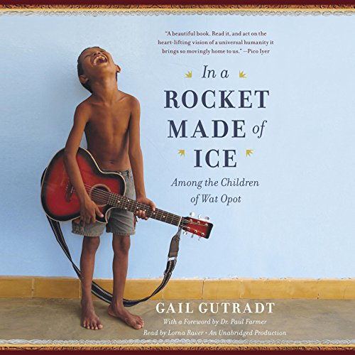 In a Rocket Made of Ice cover art