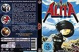 Battle Angel Alita Manga DVD