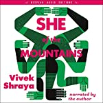 She of the Mountains cover art