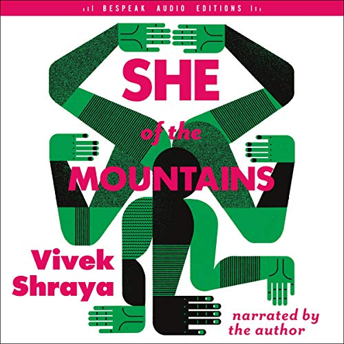 Page de couverture de She of the Mountains