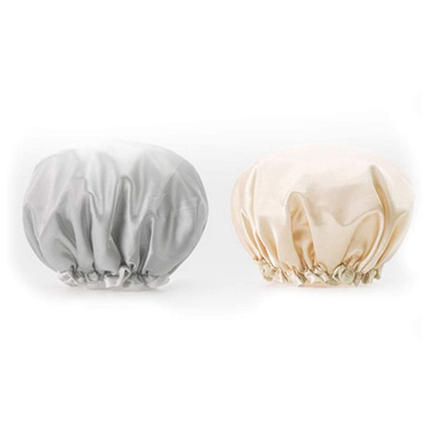 腹ゴミ休みSShowerキャップ、レディースシャワーキャップ女性のためのデラックスシャワーキャップすべての髪の長さと厚さ - 防水とカビ防止、再利用可能なシャワーキャップ。 (Color : 6)