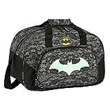 Batman Sporttasche, Kinder Sporttasche, Jungen-Tasche, Kinder Reisetasche, Fluoreszierendes Im Dunkeln Leuchten, Jungen-Umhängetasche, Geschenk für Jungen!