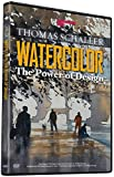 WATERCOLOR: THE POWER OF DESIGN WITH THOMAS W. SCHALLER : Learn New Skills from a Master, Art Improvement, Art Instruction, Art Education, Become a Better Artist. Art Class