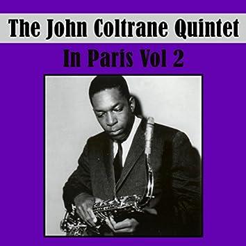 The John Coltrane Quintet In Paris Vol 2 (Live)