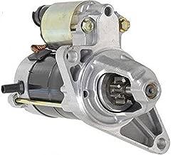 NEW STARTER FITS 01-02 HONDA CIVIC 1.7L DX EX W/AT SR1321X 31200PLR-A01 31200PLR-A02