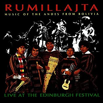 Live at The Edinburgh Festival