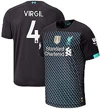 Amazon.es: camiseta liverpool - Negro