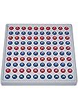SCHUBI ABACO 100 mit Zahlen: Modell A 10/10 Kugeln (rot/blau): Die selbstkontrollierende Hundertertafel mit dem genialen Dreh! / Modell A 10/10 Kugeln ... Hundertertafel mit dem genialen Dreh!) - Helmut Wentzke