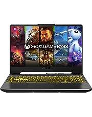 ASUS TUF A15-TUF566IU-AL117T PC Portable 15,6'' FHD 144Hz (AMD Ryzen 7 4800H, RAM 16Go DDR4 (8Go x 2), 512Go SSD, Optimus NVIDIA GeForce GTX 1660Ti GDDR6 6GB, Windows 10) Clavier AZERTY Français