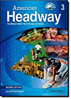 Second Edition Level 3 Student Book with Multi-ROM (American Headway)