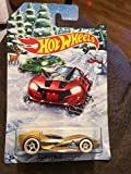 hot wheels gold scoopa di fuego 2017 holiday hot rods