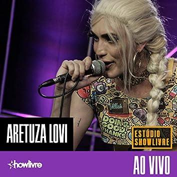 Aretuza Lovi no Estúdio Showlivre (Ao Vivo)