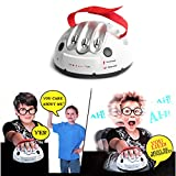 Swovo Shocking Liar Party Game Interesting True or Dare Game Lie Detector Joke Toys Polygraph Entertainment Shock Game