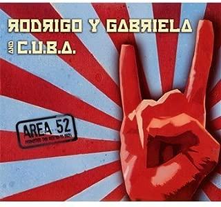 Area 52 [+Bonus Dvd] By Rodrigo y Gabriela (0001-01-01)