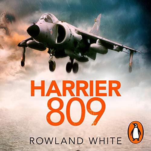 Harrier 809 cover art