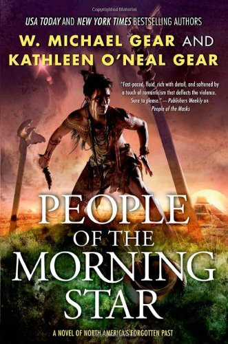 Image of People of the Morning Star: A People of Cahokia Novel (Book One of the Morning Star Series) (North America's Forgotten Past)