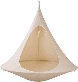ACEHE Chaise pivotante Papillon, Soucoupe Volante hamac en Nylon portatif léger pour Les Essentiels de Camping de Camping ...
