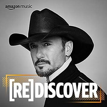 REDISCOVER Tim McGraw