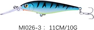 2pcs/lot 11cm/10g Wobblers for TaeHyunging All Goods for Lures Artificial Bait Pesca