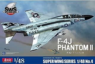 Zoukei Mura 1:48 Mcdonnell Douglas F-4J Phantom II -Plastic Model Kit #SWS4804