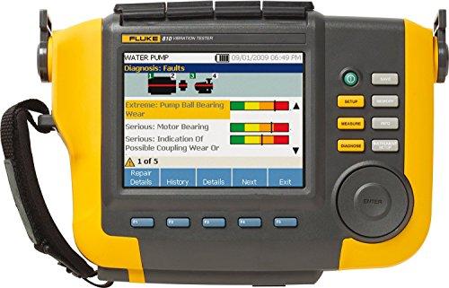 Fluke 810 Handheld Vibration Tester